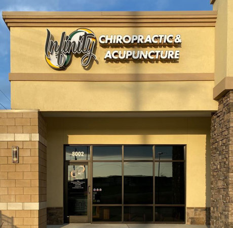 Infinity Chiropractic and Acupuncture 2020 front image